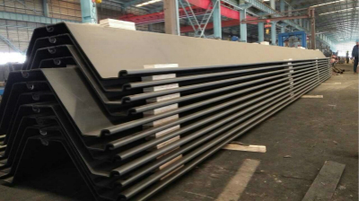 Design of Large Quantity Z Type Steel Piling