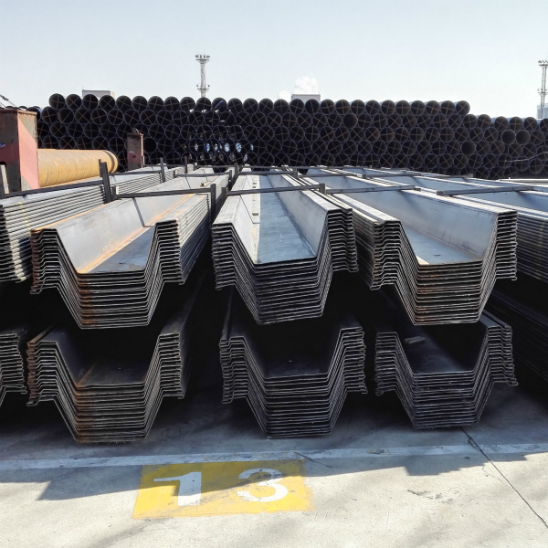 Omega Steel Sheet Piles