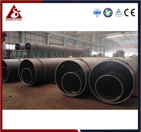 Anchored Waterproof Steel SSAW/SAWH Pipe Pile