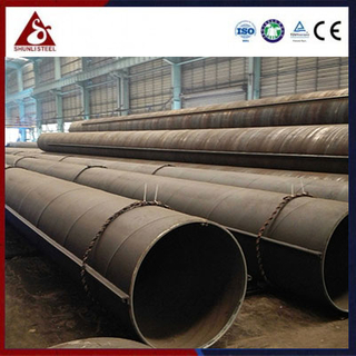 Interlocked Waterproof SSAW Pipe Piles