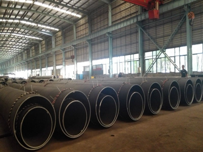SSAW Pipe Piling