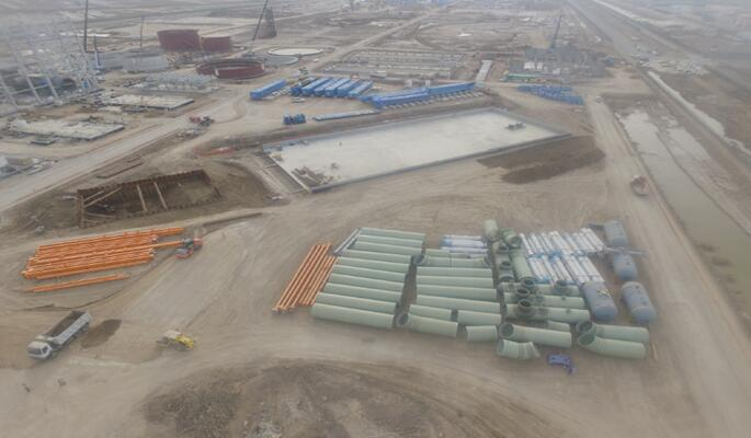 Project: ENKA Group, Iraq Project Iraq