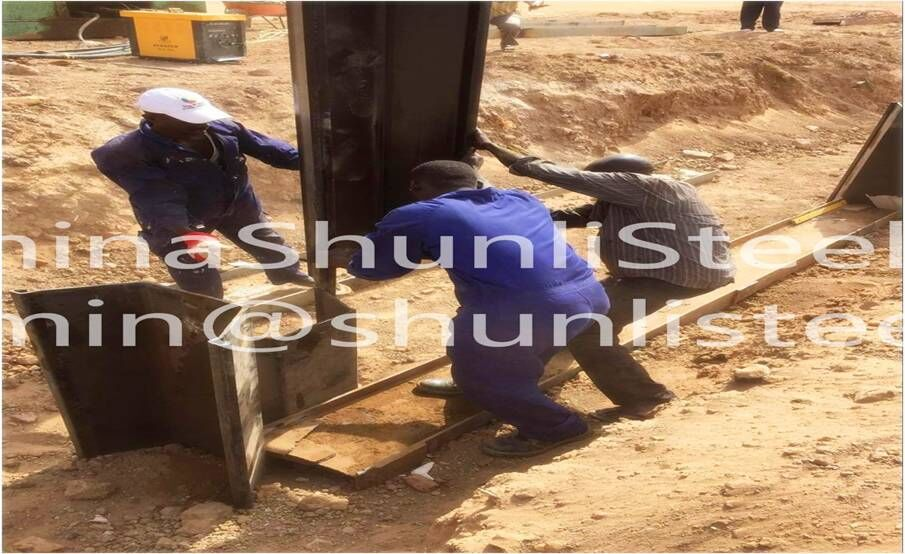 Project: Hospital Construction Sudan