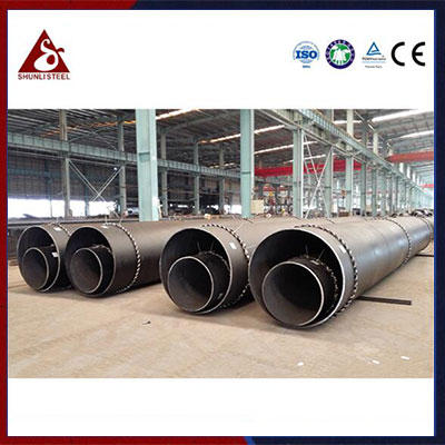 Advantages of the pipe pile